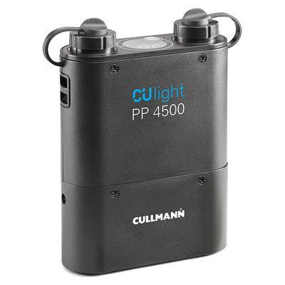 Für weitere Info hier klicken. Artikel: Cullmann CUlight Power Pack PP 4500
