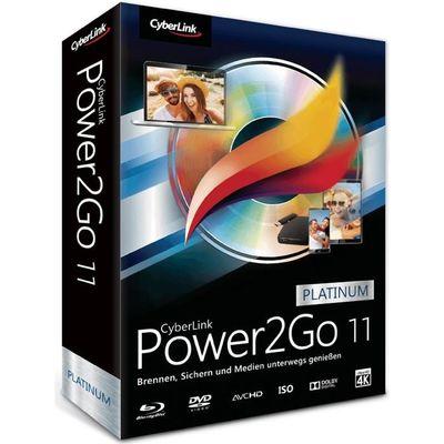 Für weitere Info hier klicken. Artikel: Cyberlink Power2Go 11 Platinum