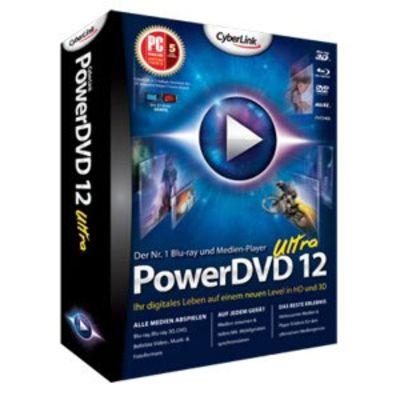 Für weitere Info hier klicken. Artikel: Cyberlink PowerDVD 12 Ultra