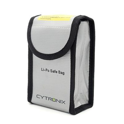 Für weitere Info hier klicken. Artikel: CYTRONIX Batteriesicherheitstasche für Phantom 3/4