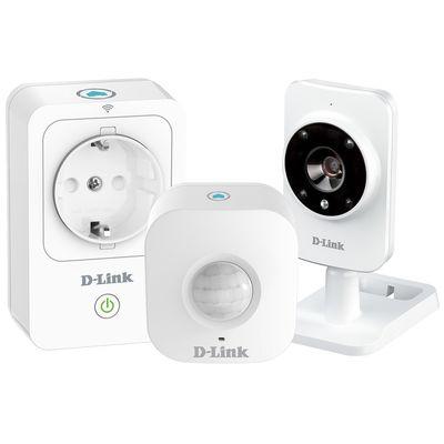 Für weitere Info hier klicken. Artikel: D-Link Smart Home mydlink HD Starter Kit