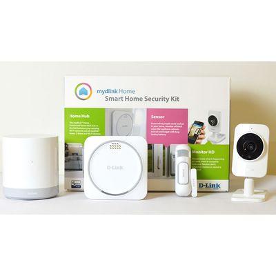 Für weitere Info hier klicken. Artikel: D-Link Smart Home mydlink Securtity Kit Z-Wave