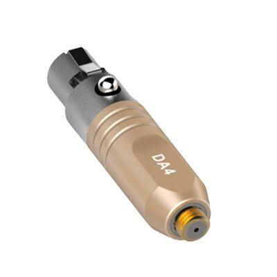 Für weitere Info hier klicken. Artikel: Deity Microdot Adapter for W.Lav beige DA4
