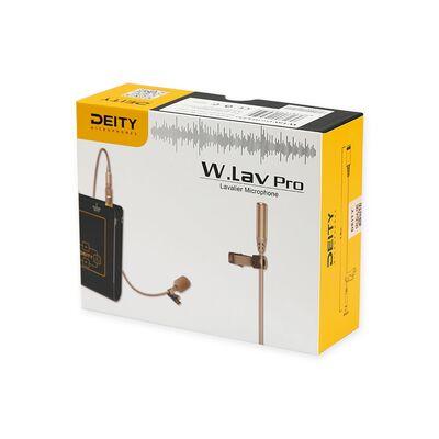 Für weitere Info hier klicken. Artikel: Deity W.lav Pro Microphone beige DA5