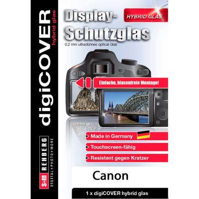 Für weitere Info hier klicken. Artikel: digiCOVER hybrid glas für Canon EOS 750D / 760 D / 800D