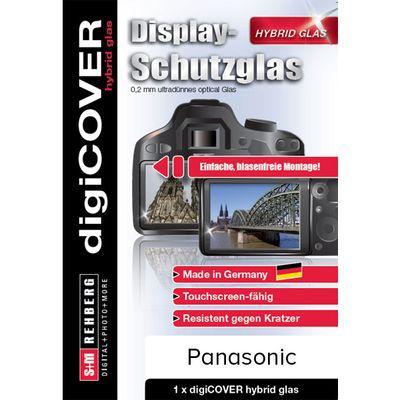 Für weitere Info hier klicken. Artikel: digiCOVER hybrid glas für Panasonic DMC-TZ71 / TZ81 / TZ101 / TZ202
