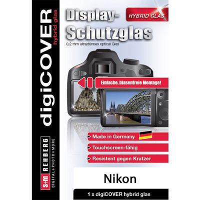 Für weitere Info hier klicken. Artikel: digiCOVER Hybrid Glas Nikon Z6 / Z7