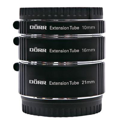 Für weitere Info hier klicken. Artikel: Dörr AF Zwischenringsatz Extension Tube Nikon CX