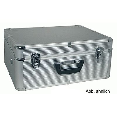 d rr aluminium koffer silver 30 485030. Black Bedroom Furniture Sets. Home Design Ideas