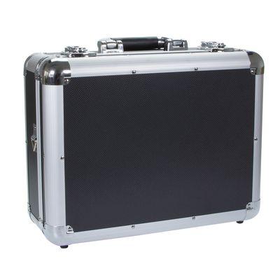 Für weitere Info hier klicken. Artikel: Dörr Aluminium Koffer 38 titan