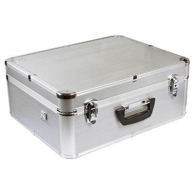 Für weitere Info hier klicken. Artikel: Dörr Aluminium Koffer Silver 50