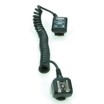 Blitzkabel TTL für Nikon