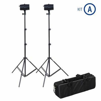 Für weitere Info hier klicken. Artikel: Dörr ECOLINE II Studioblitz 110 WS Kit A