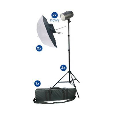 Für weitere Info hier klicken. Artikel: Dörr EcoLine Studioblitz 110 Ws Kit C
