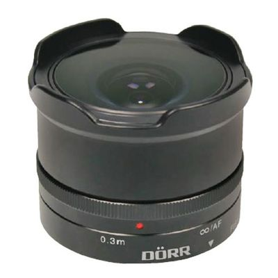 Für weitere Info hier klicken. Artikel: Dörr Fish-Eye 7,4/12 Canon EF-M