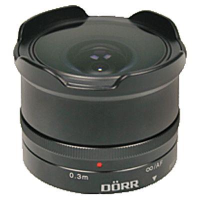 Für weitere Info hier klicken. Artikel: Dörr Fish-Eye 7,4/12 Fujifilm X