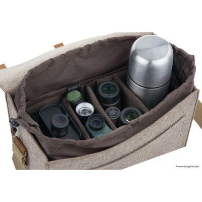 Für weitere Info hier klicken. Artikel: Dörr Foto- & Jagdtasche Ranger L braun