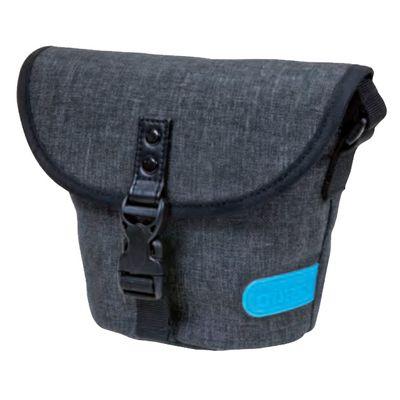 Für weitere Info hier klicken. Artikel: Dörr Fototasche City Basic gross grau/blau