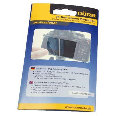 Für weitere Info hier klicken. Artikel: Dörr HighTech Display-Folie Nikon D800