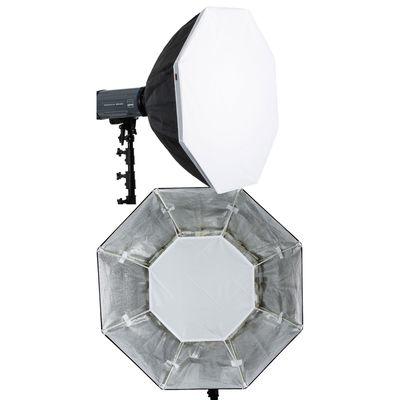 Für weitere Info hier klicken. Artikel: Dörr Octagon Softbox QFOC-110 Quick-Fix 110cm für DE/DPS