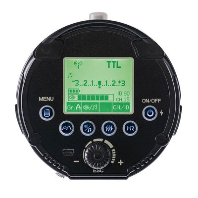Für weitere Info hier klicken. Artikel: Dörr TTL Studioblitz DMX-600 mit Akku