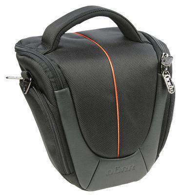 Für weitere Info hier klicken. Artikel: Dörr YUMA Halfter Fototasche M schwarz-orange