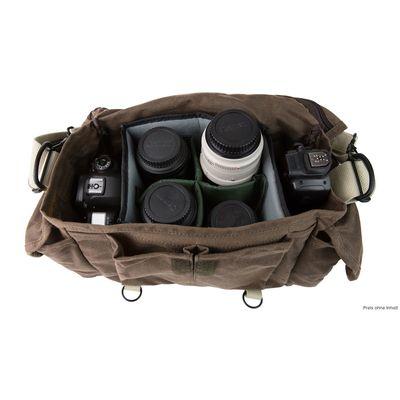 Für weitere Info hier klicken. Artikel: Domke Tasche F2 braun