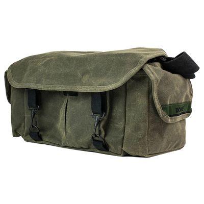 Für weitere Info hier klicken. Artikel: Domke Tasche F2 canvas militärgrün