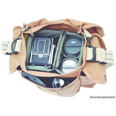 Für weitere Info hier klicken. Artikel: Domke Tasche F4 canvas sand