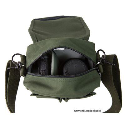 Für weitere Info hier klicken. Artikel: Domke Tasche F5XA grün