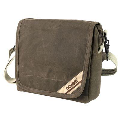 Für weitere Info hier klicken. Artikel: Domke Tasche F5XC braun