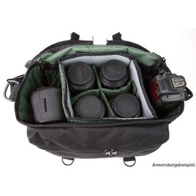 Für weitere Info hier klicken. Artikel: Domke Tasche F6 Nylon schwarz