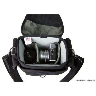 Für weitere Info hier klicken. Artikel: Domke Tasche F8 canvas schwarz