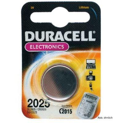 Für weitere Info hier klicken. Artikel: Duracell Batterie CR2025