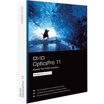 Für weitere Info hier klicken. Artikel: DxO OpticsPro 11 Essential