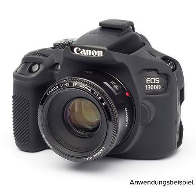 Für weitere Info hier klicken. Artikel: EasyCover Case für Canon 1300D schwarz