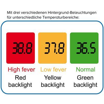 Für weitere Info hier klicken. Artikel: Easypix ThermoGun TG2 Thermometer