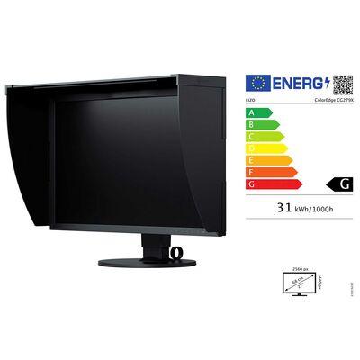 Für weitere Info hier klicken. Artikel: Eizo CG279X Color Edge 27 Monitor mit Lichtschutzblende