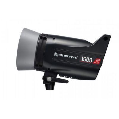 Für weitere Info hier klicken. Artikel: Elinchrom ELC Pro HD 1000/1000 to go Set