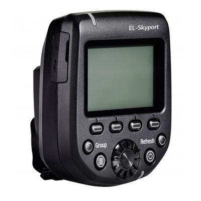 Für weitere Info hier klicken. Artikel: Elinchrom Skyport Transmitter Plus HS Nikon