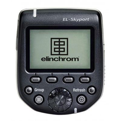 Für weitere Info hier klicken. Artikel: Elinchrom Skyport Transmitter Plus HS Sony