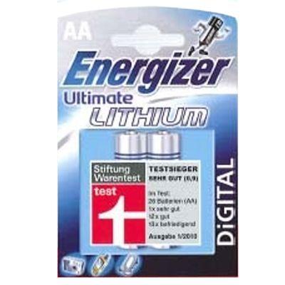 Für weitere Info hier klicken. Artikel: Energizer Ultimate Lithium Mignon 2er-Pack