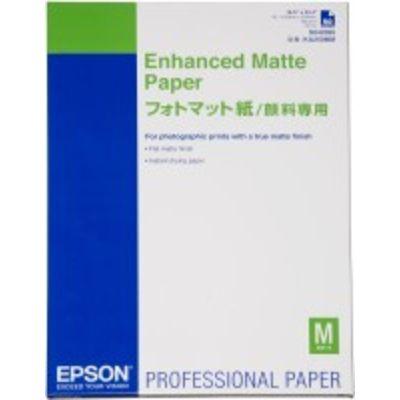 Für weitere Info hier klicken. Artikel: Epson Enhanced Matte Paper A2 S042095