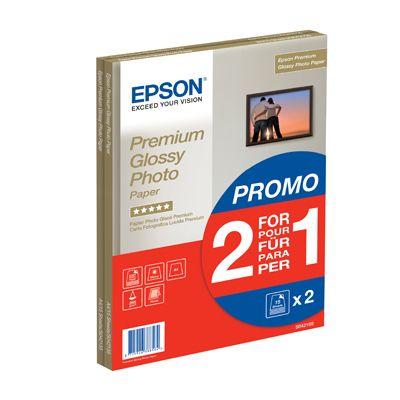 Für weitere Info hier klicken. Artikel: Epson Papier Best 2für1 A4 2x15Bl S042169