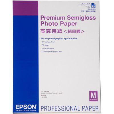 Für weitere Info hier klicken. Artikel: Epson Papier Premium A2 25Bl S042093