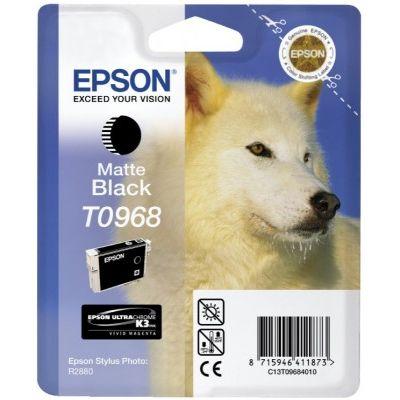 Für weitere Info hier klicken. Artikel: Epson T0968 matte schwarz