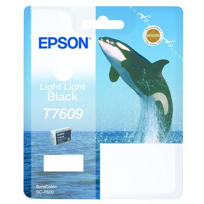Für weitere Info hier klicken. Artikel: Epson T7609 light light black