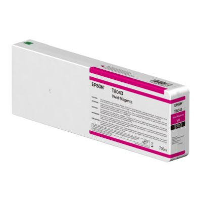 Für weitere Info hier klicken. Artikel: Epson SC-P6000 Tinte magenta vivid 700ml