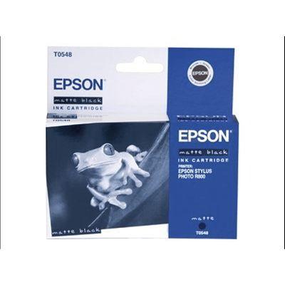 Für weitere Info hier klicken. Artikel: Epson Druckerpatrone T0548 matt-schwarz