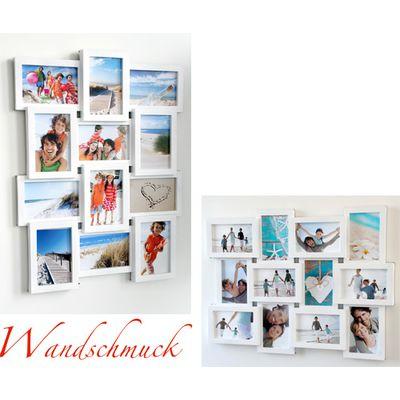 Für weitere Info hier klicken. Artikel: Euratio White 12fach 10x15cm, Wandgalerie für 12 Fotos 10x15cm weiss